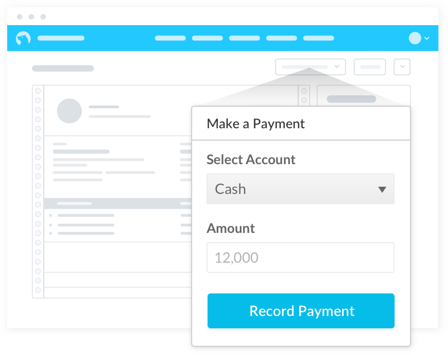 Record Payments
