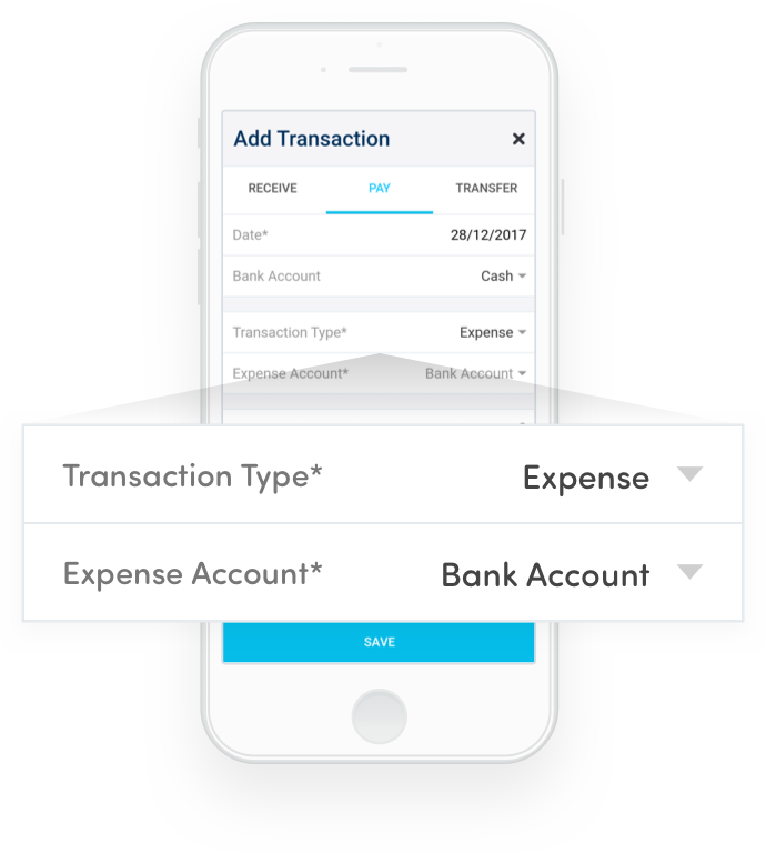 Manage your Payment for your Invoice