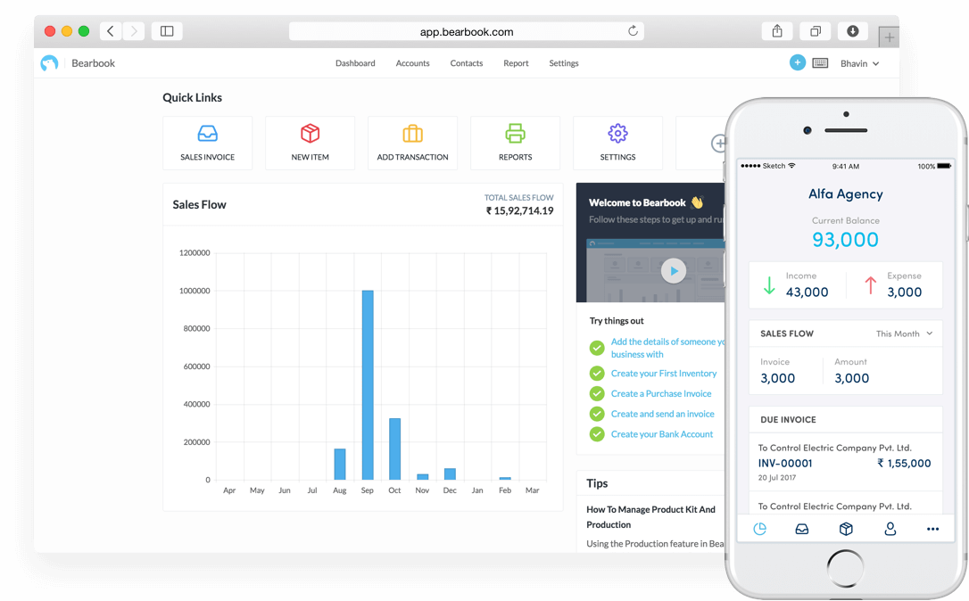 Invoicing made simple