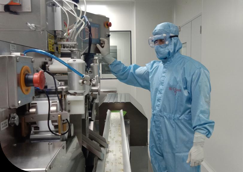 Probiotic manufacturing