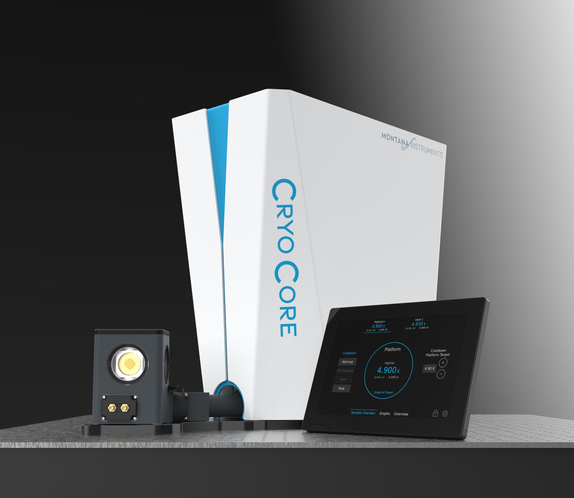 Montana Instruments' New Cryogenic Platform