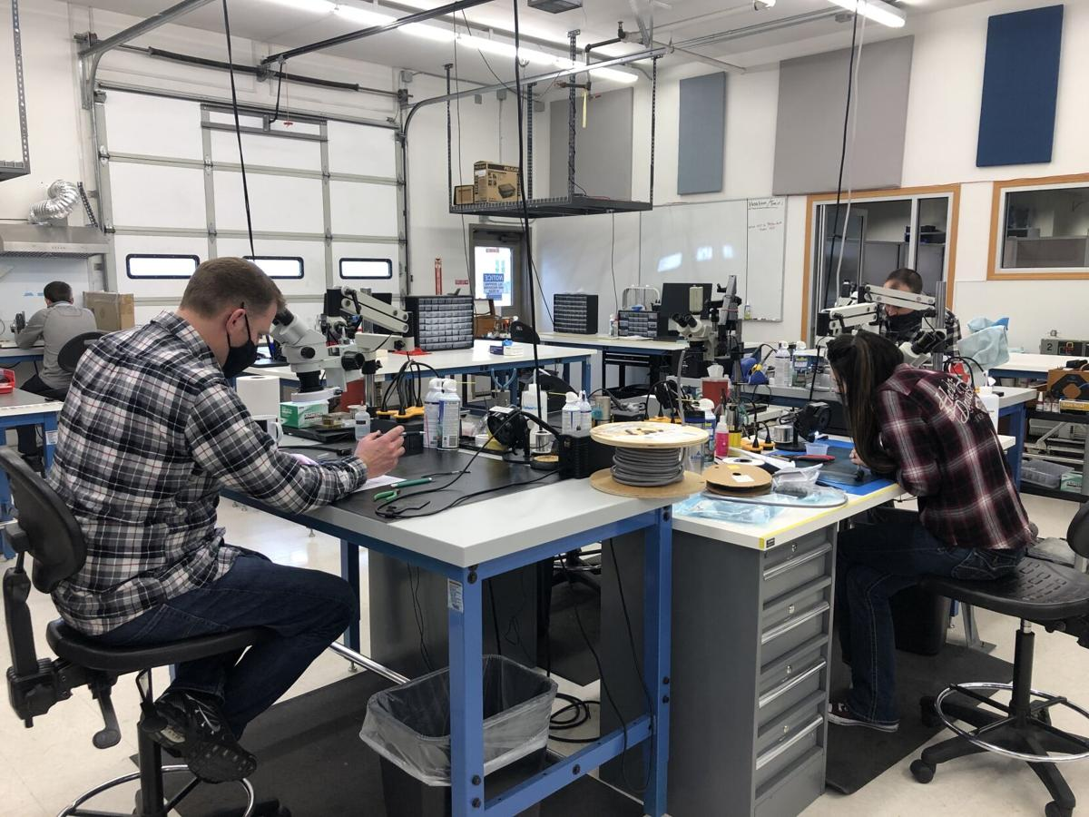 Bozeman Scientific Equipment Supplier Continues to Grow in Booming Industry