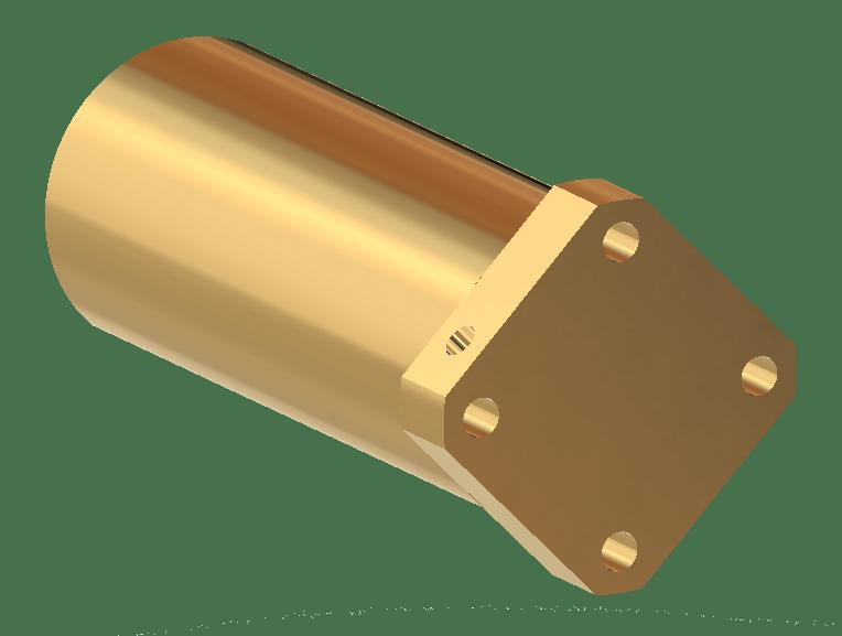 Bullet Positioning Post - No Thermal Damping
