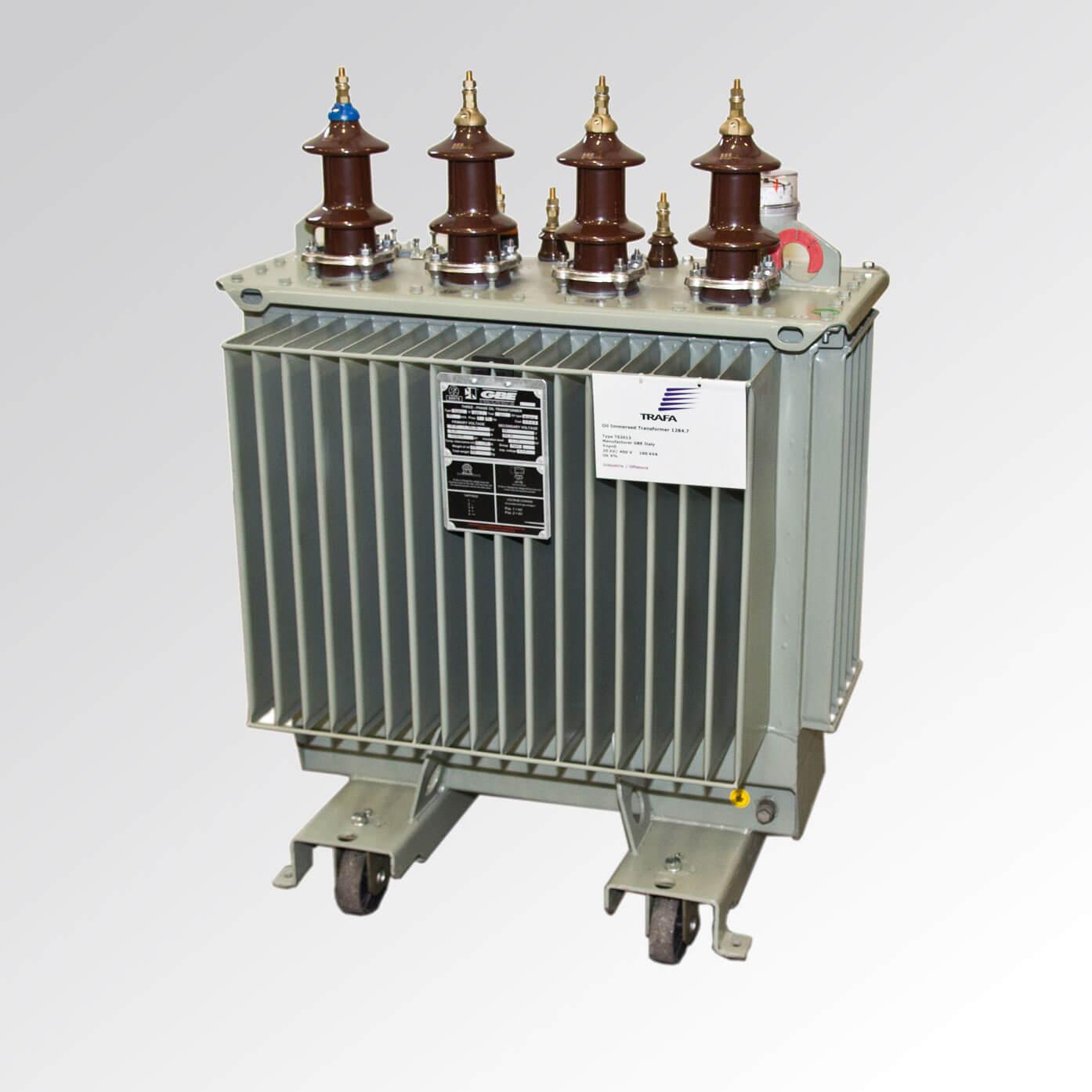 Transformator olie
