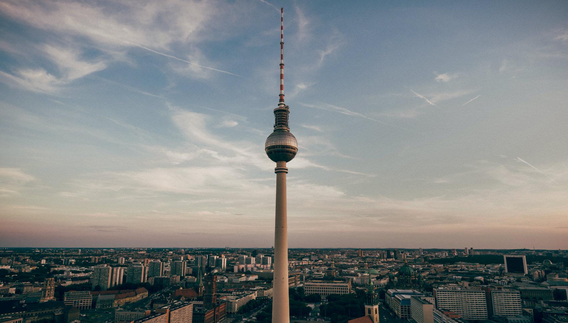 Berlin jobs TV Tower