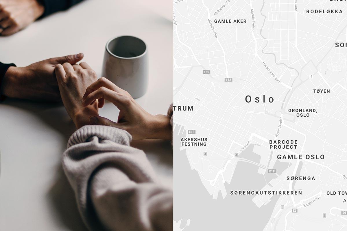 Parterapi Oslo