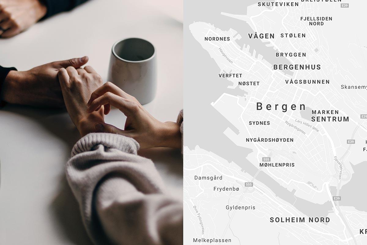 Parterapi Bergen