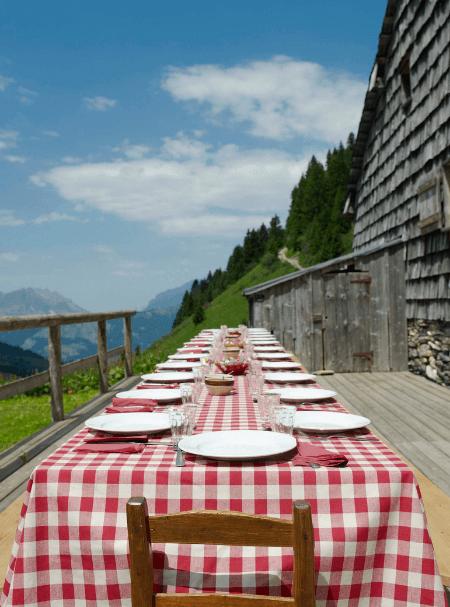 Restaurant d'Alpage Megève