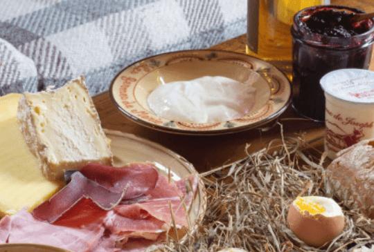 Gastronomie de montagne - Les Fermes de Marie
