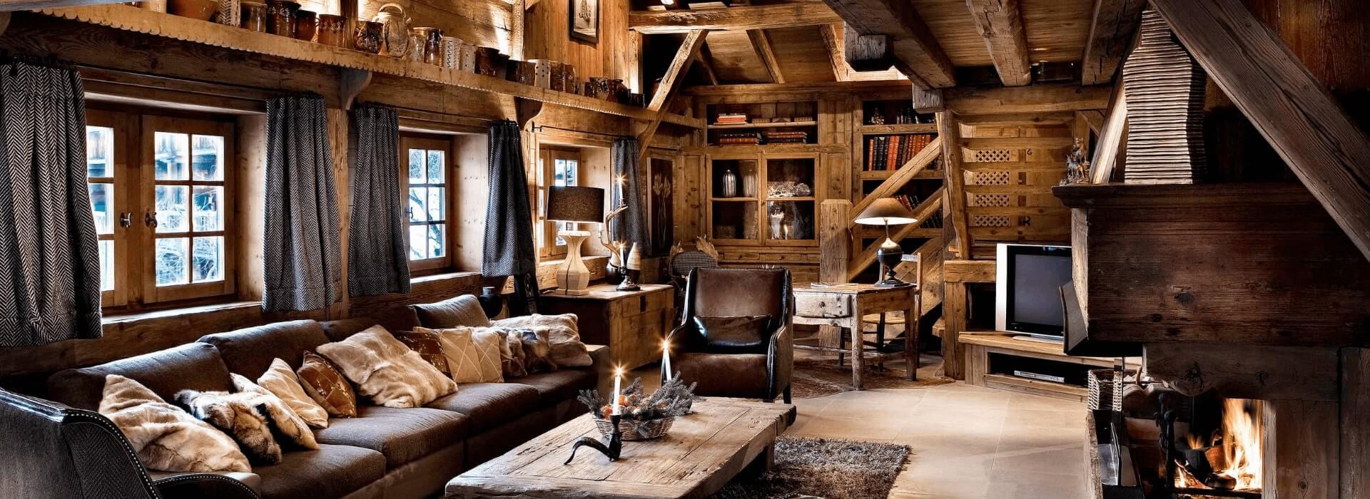 Luxury chalets for rent Haute Savoie