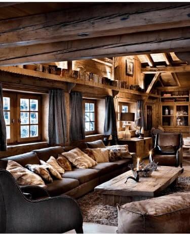 Luxury chalet rental Hauite Savoie