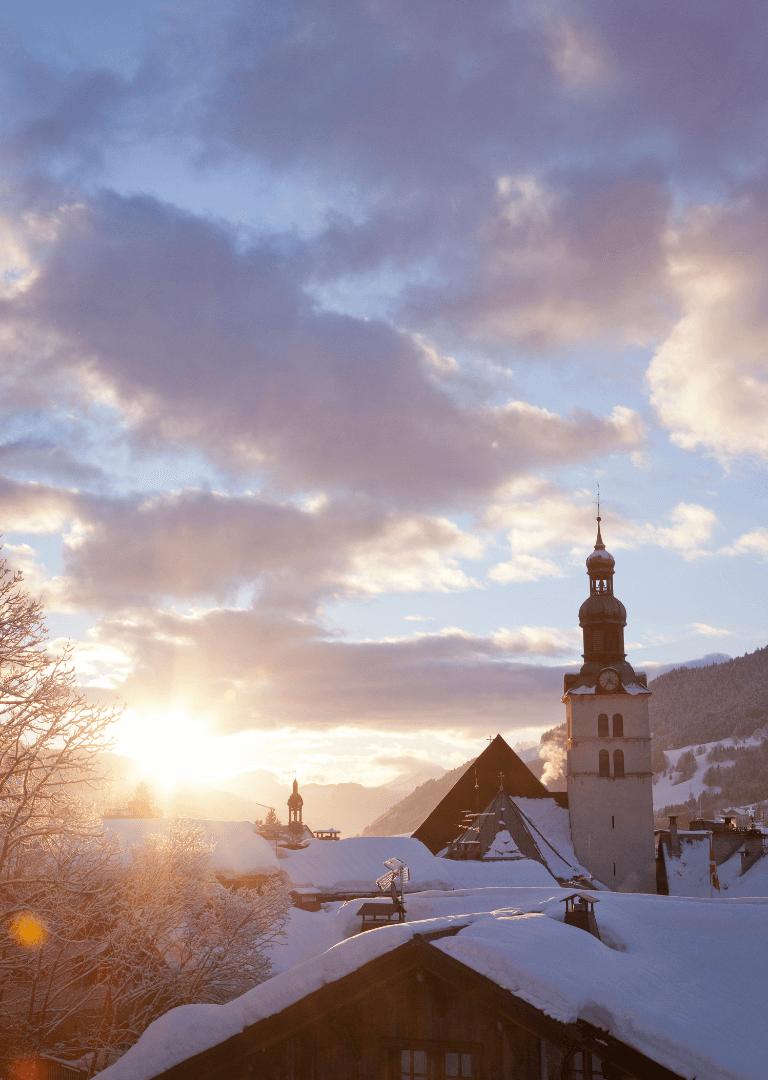 Station Alpes Megève - Winter holidays