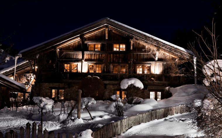 Location chalet hiver Megève