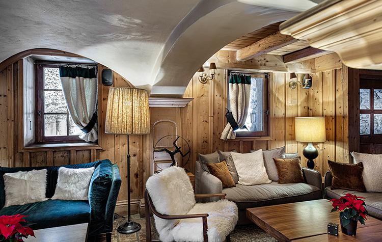 Charming hotel Megève - Les Fermes de Marie