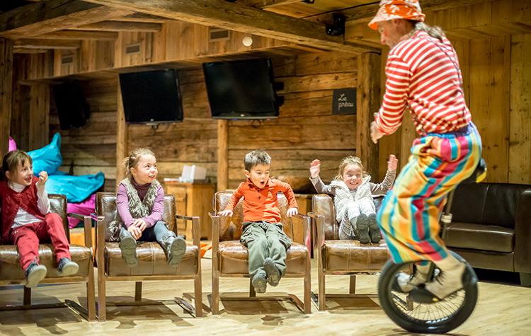 Kids Concierge activities - Les Fermes de Marie