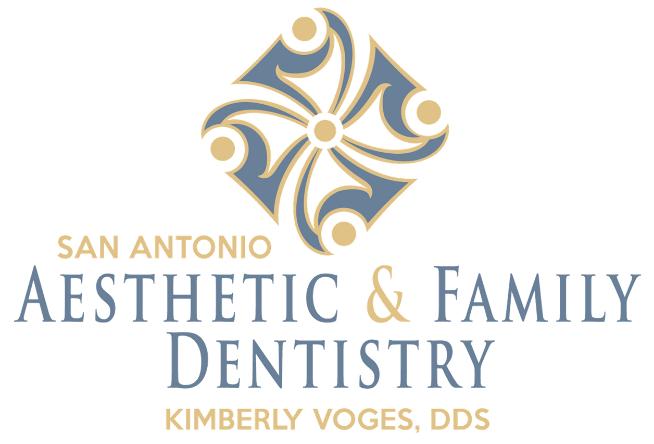 San Antonio Aesthetic and Family Dentistry logo.