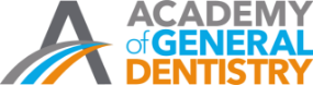 The Academy of dentistry logo.