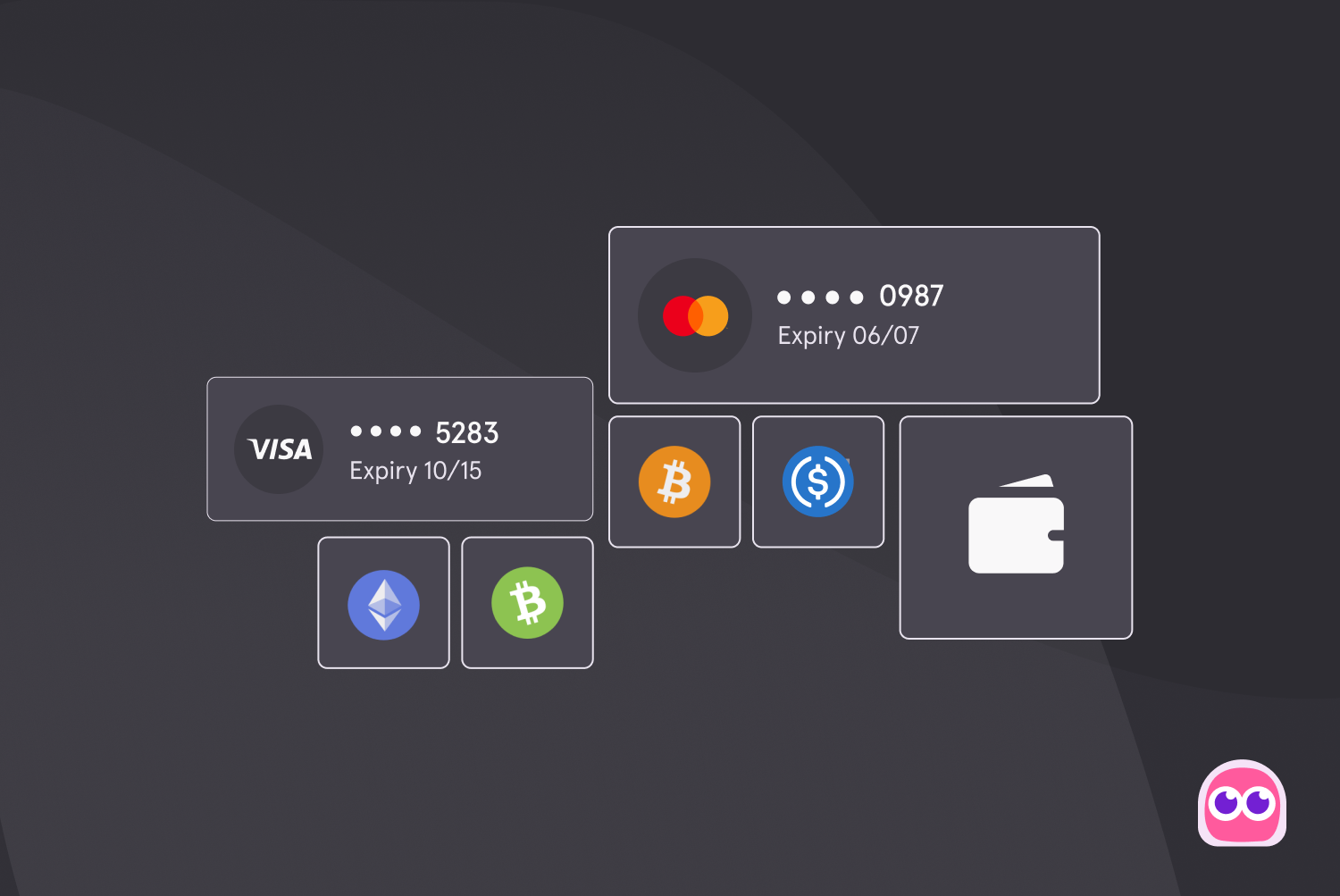 How to easily add funds to your Dapper Balance via credit card and cryptocurrency