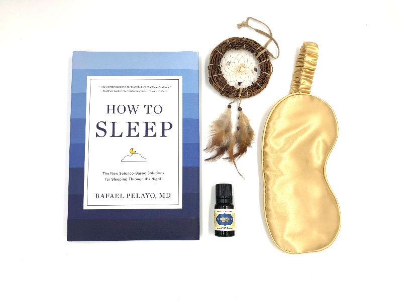 """Inviting Peace & Rest: The Esalen Summer """"Dreaming"""" Box"""