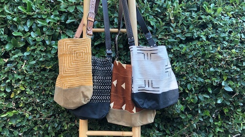 It's In the Bag: Cali Coastal 70s Vibes