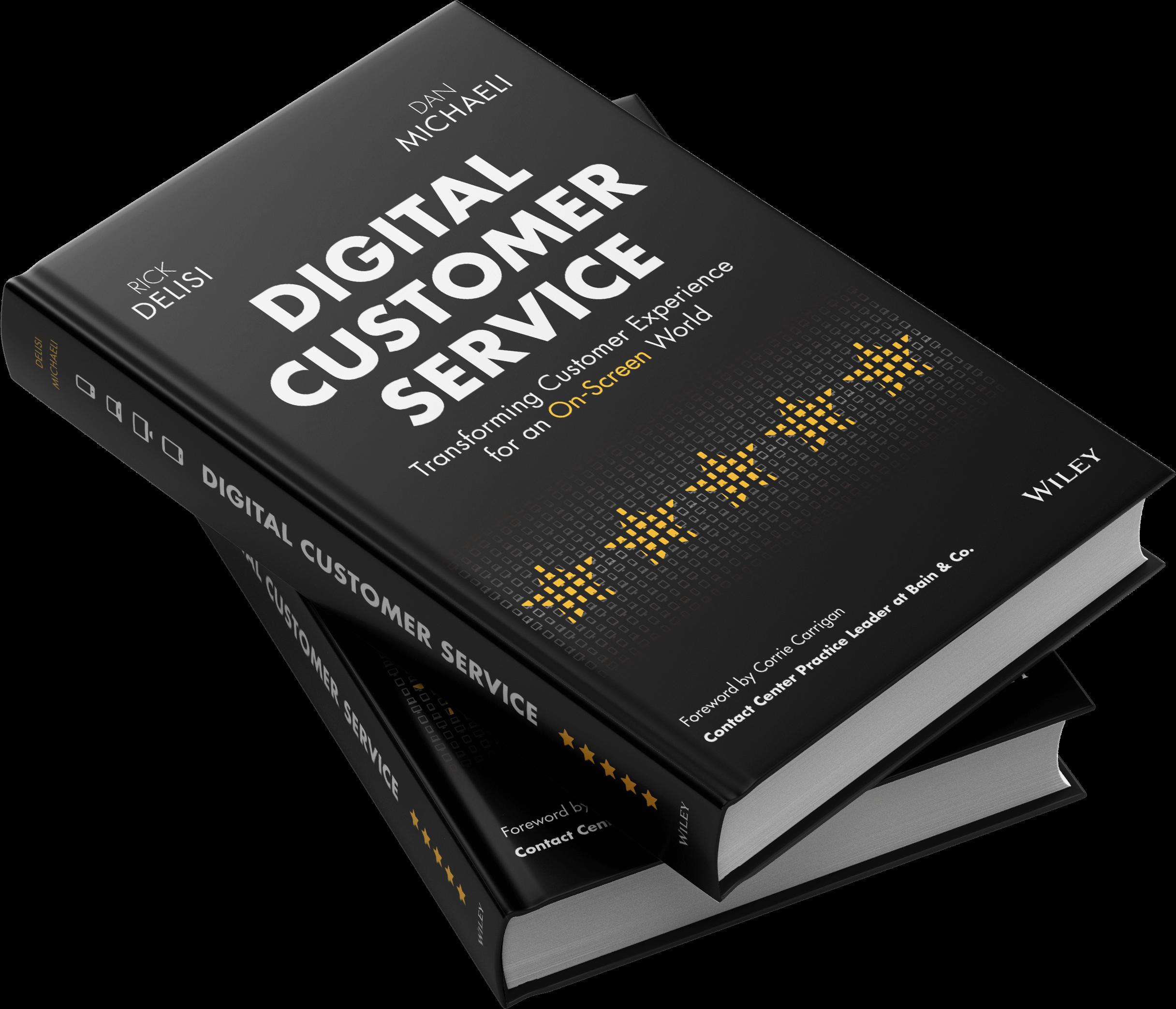 Digital Customer Service Books