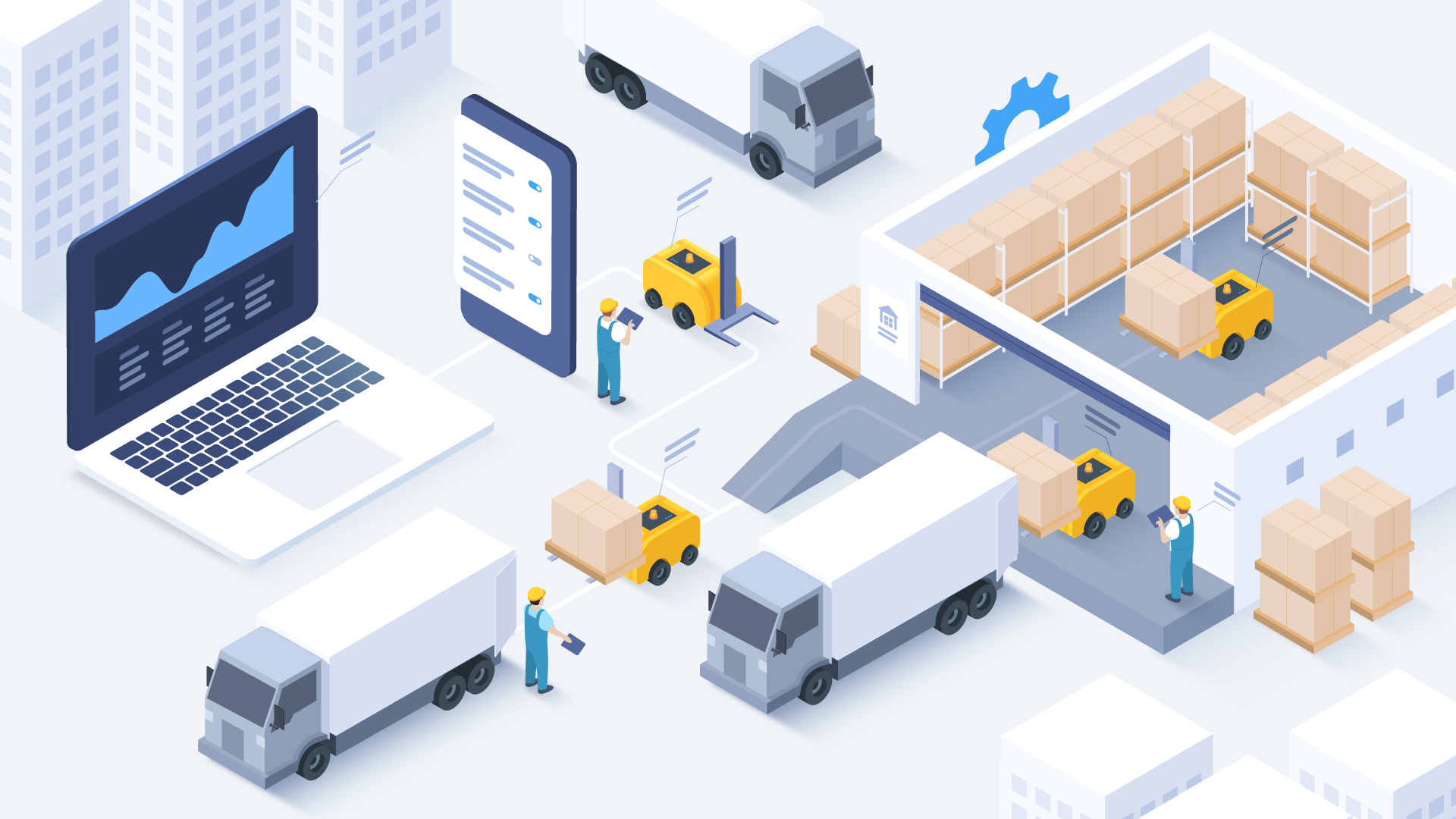 Five critical inventory management practices to apply in the warehouse