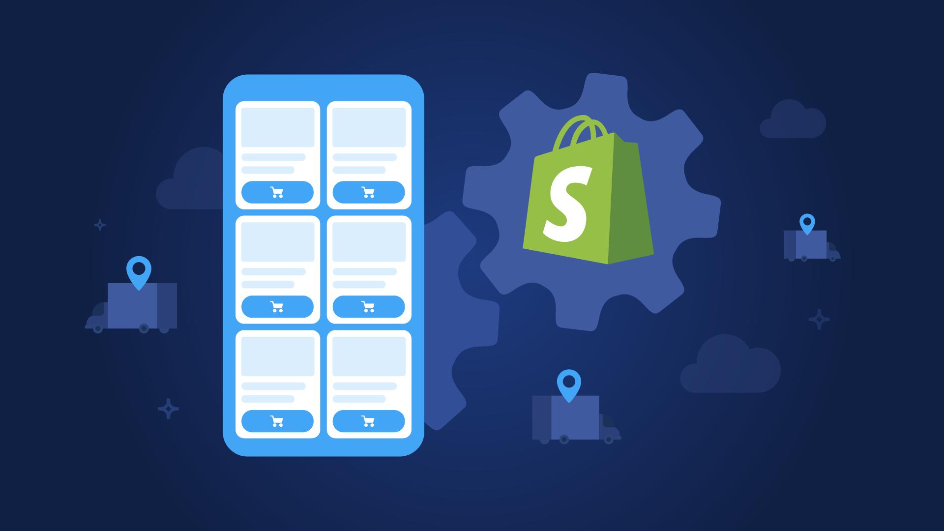 Shopify Integration for 3PLs