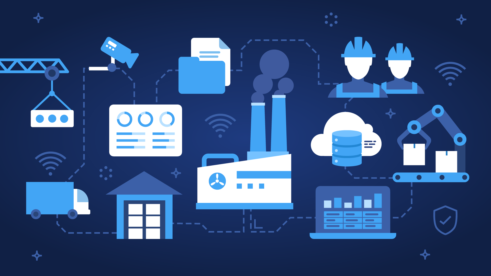 What is IIoT, how it relates to IoT and Industry 4.0, IIoT platforms overview