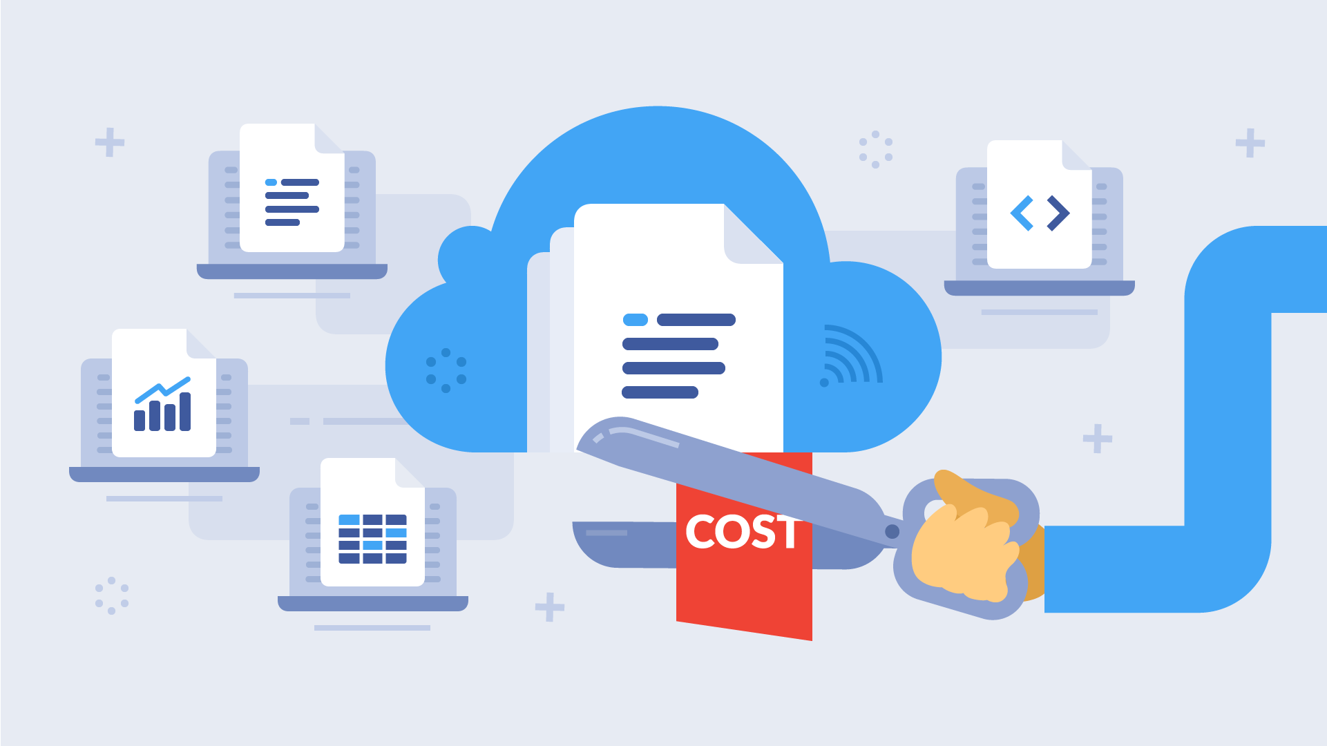 How a сloud-based document management system helps reduce operational costs