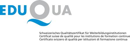 EDUQUA – Schweizer Qualitätszertifikat für Weiterbildungen