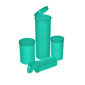 CR Pop Top Containers (13,19,30,60 dram)