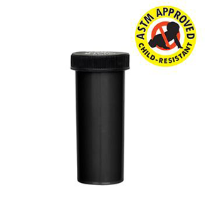 Push and Turn Cap Containers (8,13,16,20,30,40,60 dram)