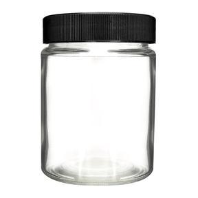 Glass Screw Cap Containers (1,2,3,4,10,18 oz)