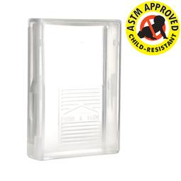 Clear CR Shatter Box - 250 count