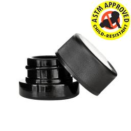 5ml Black Glass CR Container - 504 count