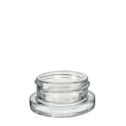 9ml Clear Glass Dab Container- 320 count
