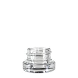 5ml Clear Glass Dab Container - 504 count