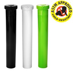116mm Opaque CR Line-Up Pre-Roll Tube- 500 count