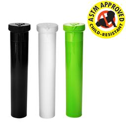 94mm Opaque CR Line-Up Pre-Roll Tube- 750 count