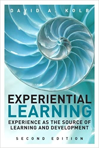 Experiential Learning: Experience as the Source of Learning and Development:  Kolb, David: 9780133892406: Amazon.com: Books