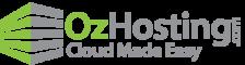 Oz Hosting Logo