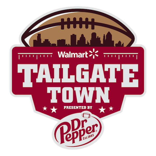 Walmart Tailgate Town   Presented by Dr Pepper