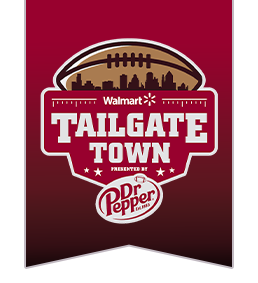 Walmart Tailgate Town | Presented by Dr Pepper
