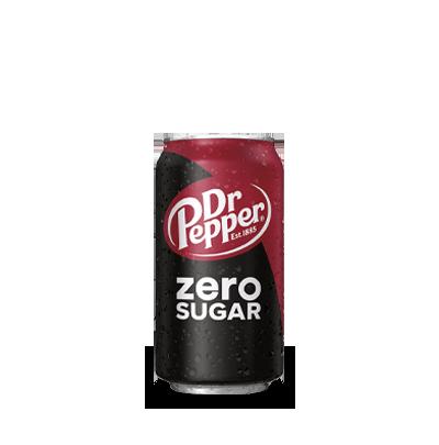 Dr Pepper® Zero Sugar