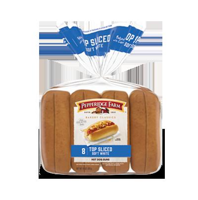 Pepperidge Farm® Soft White Hot Dog Buns