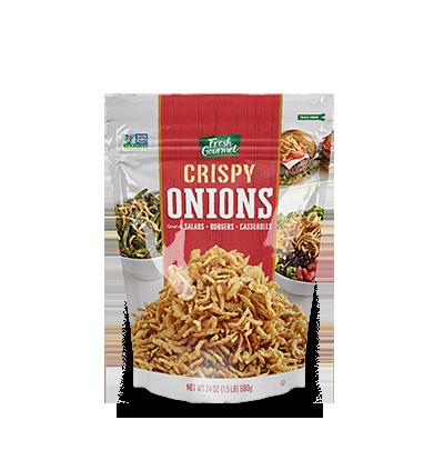 Fresh Gourmet® Crispy Onions