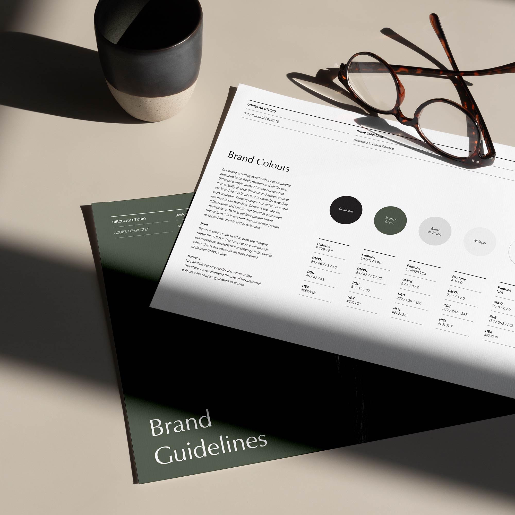 Odessa Brand Guidelines