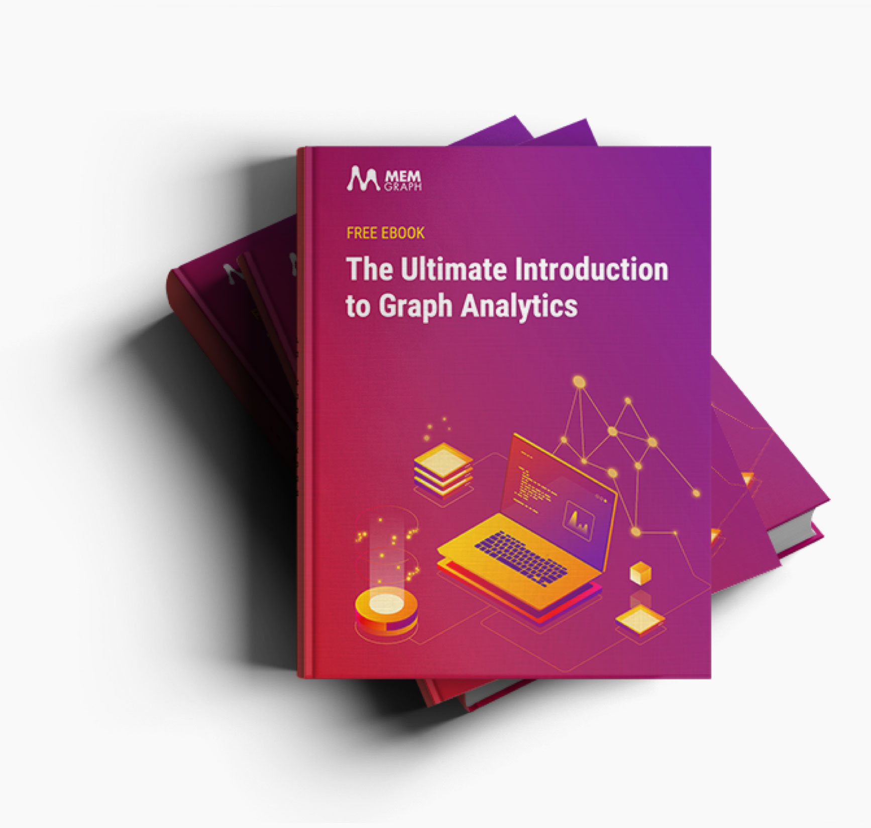 The Ultimate Introduction To Graph Analytics eBook graphic