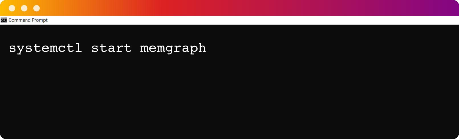 Memgraph installation step 2 RPM