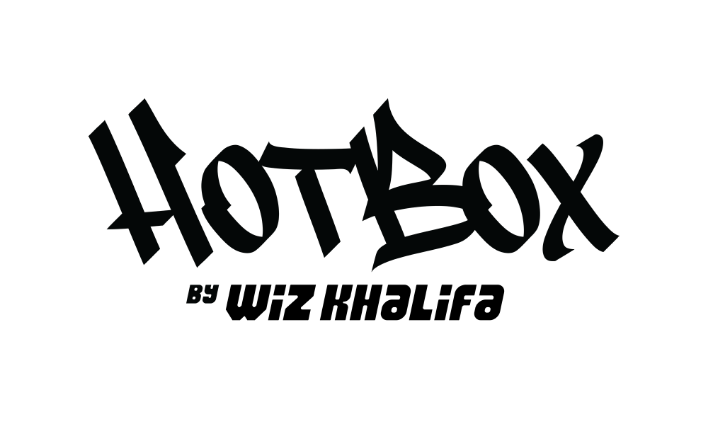 HotBox by Wiz Khalifa Black Logo